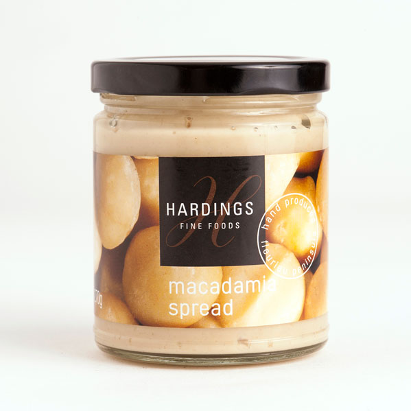 Macadamia Nut Spread